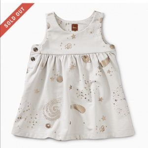 Tea collection Starry Skies baby jumper 18-24mo
